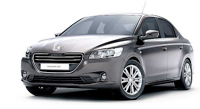 New Peugeot 301 gets four doors