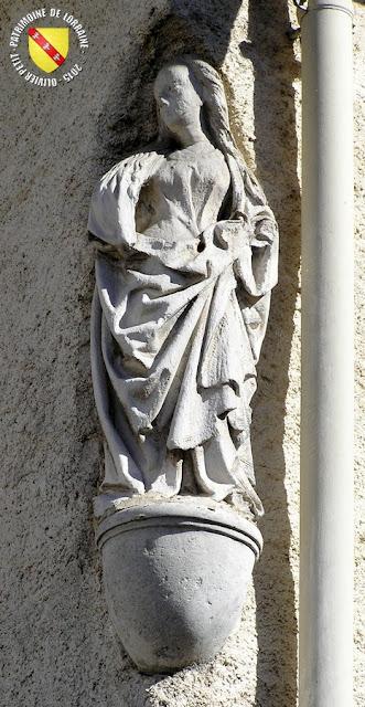 GONDREVILLE (54) - Village - Vierge