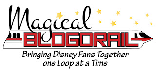 Magical Blogorail Red Disney Buckey List