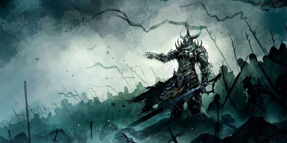 Horns Fantasy Art l 300+ Muhteşem HD Twitter Kapak Fotoğrafları