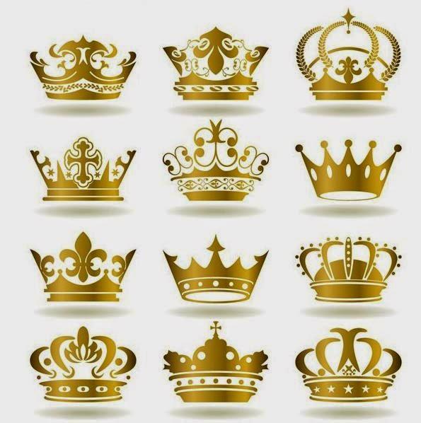 Ngurah Bang's Blog: Vector Mahkota / Crown