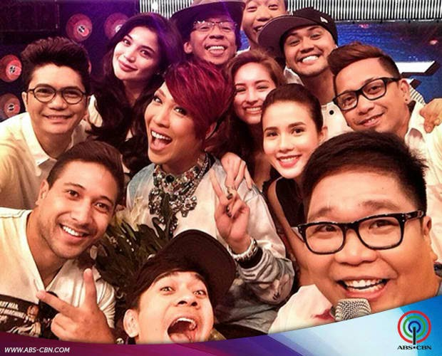 Vice Ganda and It's Showtime hosts and judges