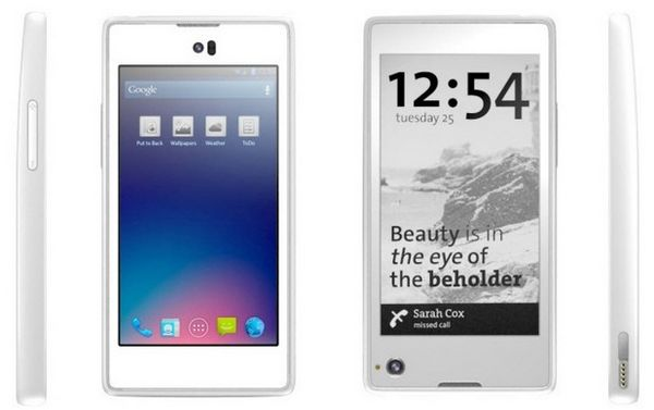 Dual-screen YotaPhone to Bring 4.3-inch LCD and e-Ink Displays