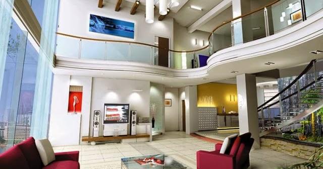 The Interior Design Ideas Most Beautiful House Interior Classic 2014