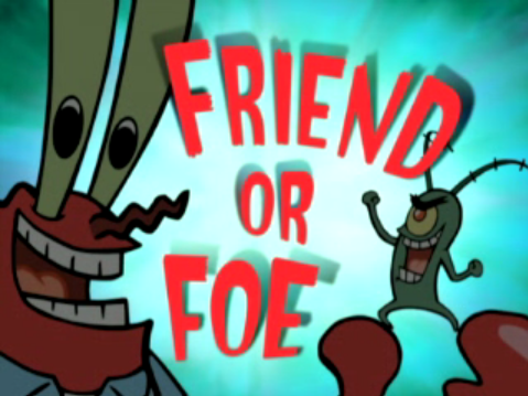 friends or foe Spider-man: friend or foe is a computer and video game based on the comic book series and spider-man movies the game was released on october 2, 2007 spider-man: friend or foe was originally announced via a promotional page on the back of the spider-man 3 video game instruction booklet.