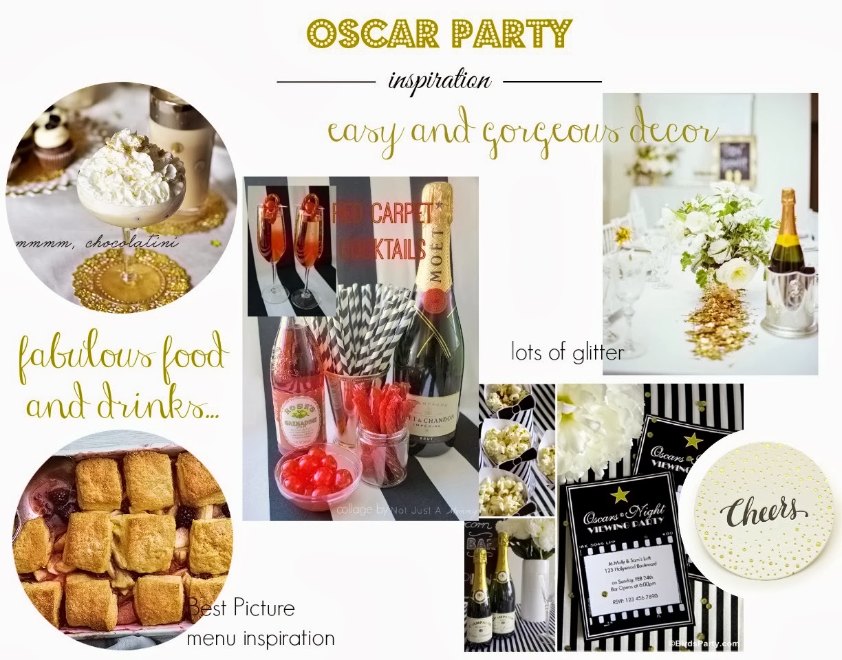 Oscar party inspiration