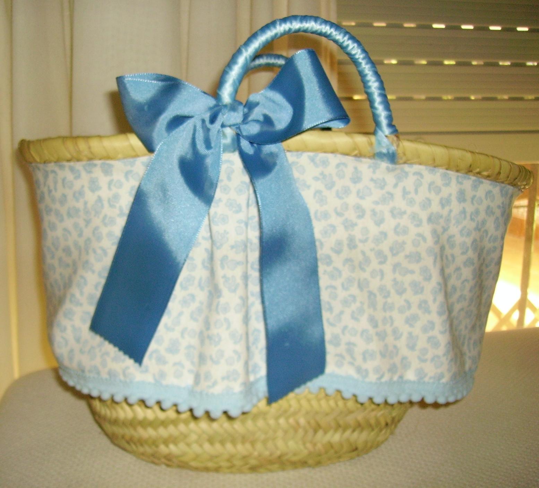 El blog de evelyn 770 cesta para la playa - Cestas para la playa ...