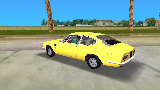 Fiat Dino Coupe 2400 GTA Vice City