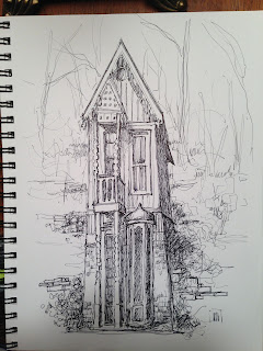 Little House by Tim Logan