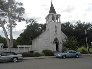 old saint raymond church dublin california