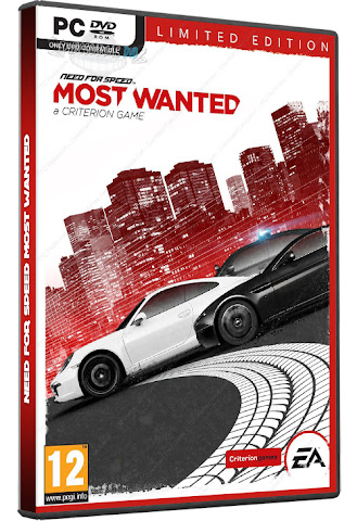 Descargar Need for Speed Most Wanted PC Game Español ISO POSTMORTEM 2012