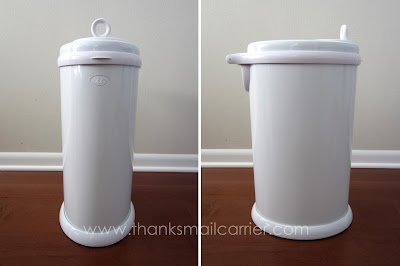 Ubbi Diaper Pail review