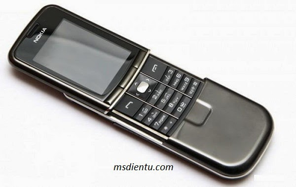 Nokia 8900 Concept Phone | Unwired View