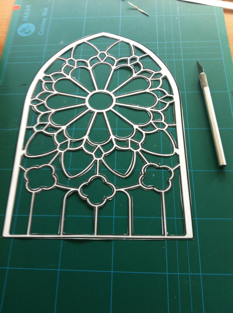 Thisismydesign church window design job roes ideas into for Window design jobs