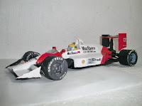 McLaren MP4-4 Senna