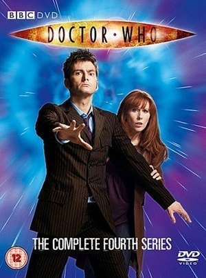 Doctor Who - 4ª Temporada Séries Torrent Download capa