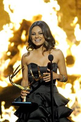award winner mila kunis