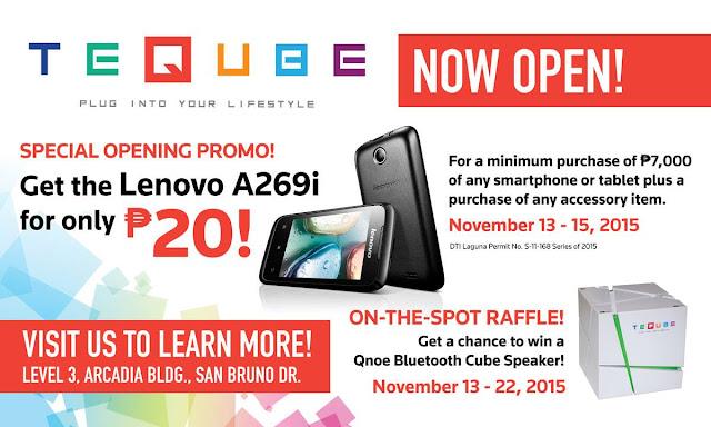 Teqube: Responding to Filipinos' Digital Needs