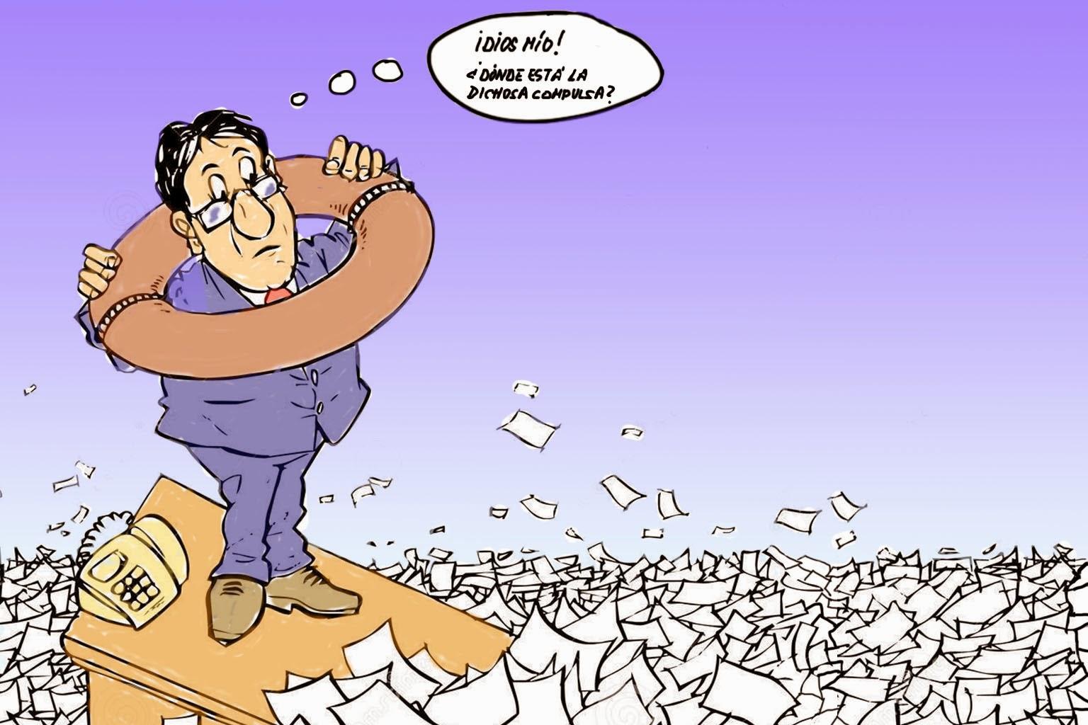 Burocracia y papeleo