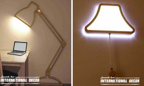 Contemporary Wall Lights, Lighting Ideas And Lamps | My Home Design