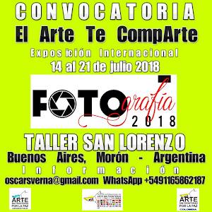 Convocatoria exposición internacional de fotografía en Argentina