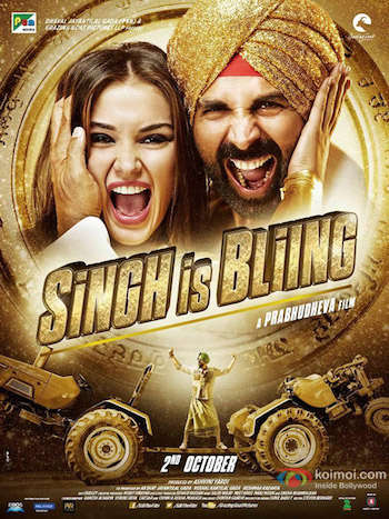 Singh Is Bliing 2015 Hindi 720p DVDRip Download