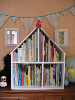D.I.Y Doll House Bookcase