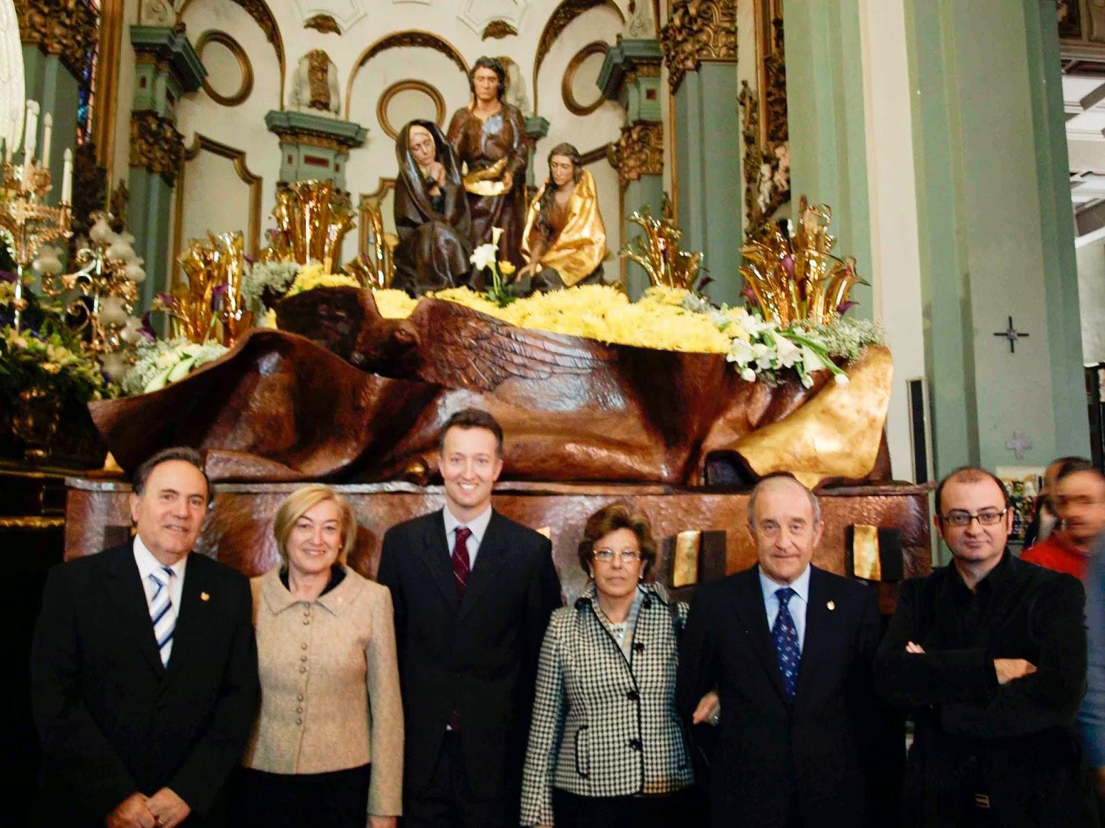 Trono Semana Santa Cartagena 21