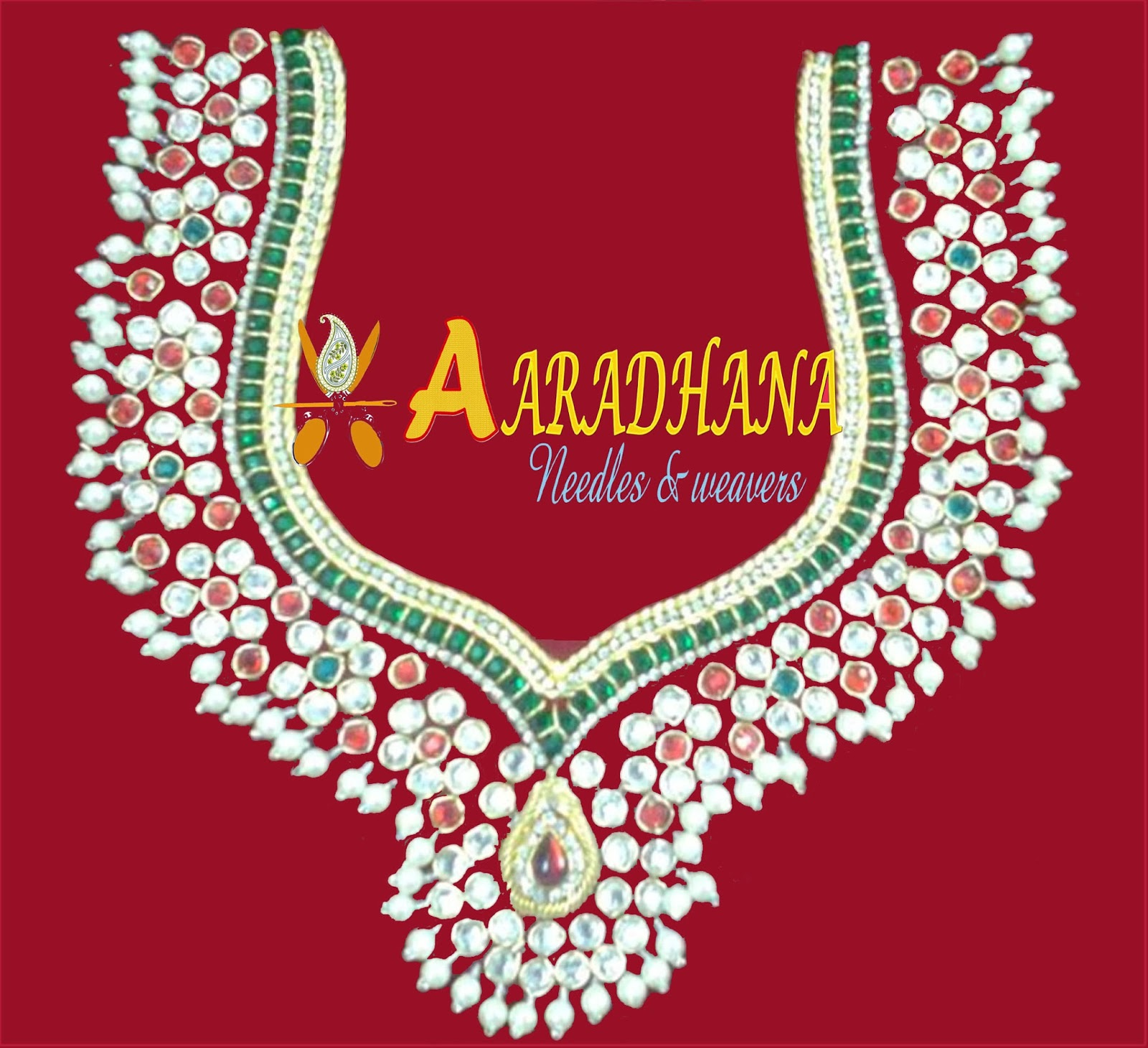Embroidery Job Work | Ausbeta.com