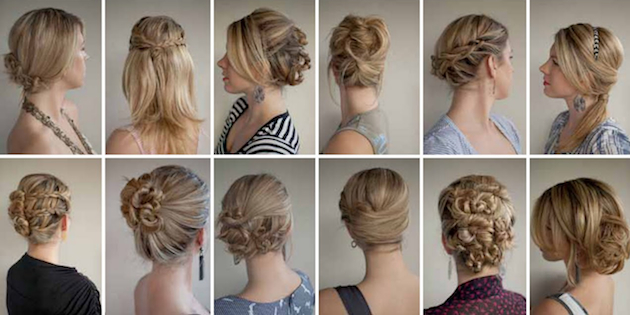 Long Hair Styling Tips Oh The Lovely Things Hair Romance