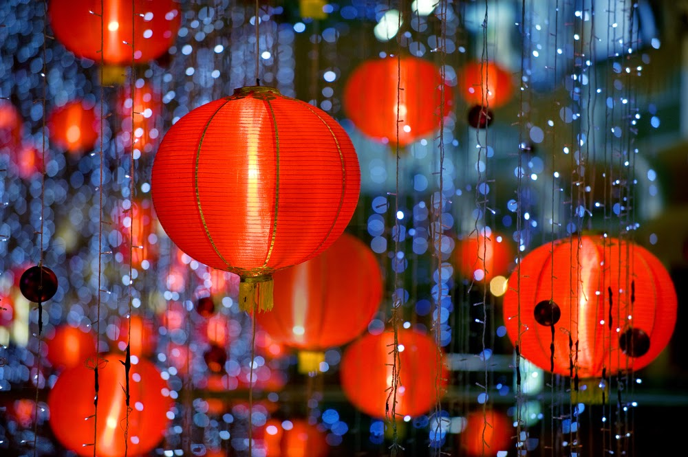 lantern design ideas for Chinese new year