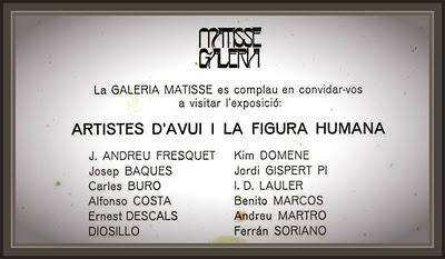 GALERIA-MATISSE-BARCELONA-PINTORES-FIGURA HUMANA-EXPOSICIONES-ERNEST DESCALS-