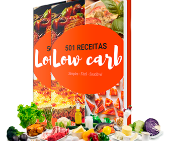 501 Receitas Low Carb