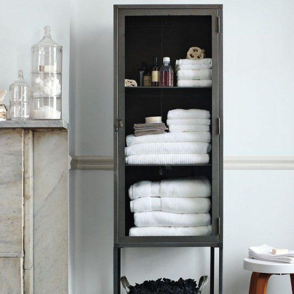 Armarios de ba o para toallas for Muebles para toallas