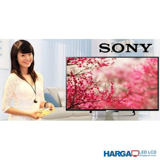 Daftar Harga TV LED Sony Bravia September 2013