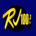 RJ 100 DZRJ 100.3 MHz