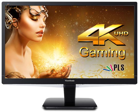 ViewSonic VX2475Smhl-4K Ultra HD Monitor