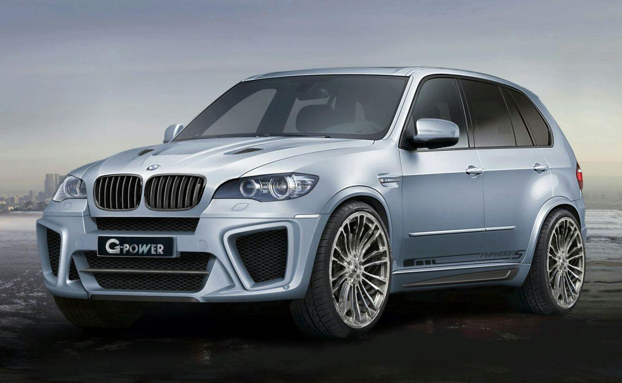 BMW X Series: Individual Packs of BMW X5 M & BMW X6 M Auto Parts ...