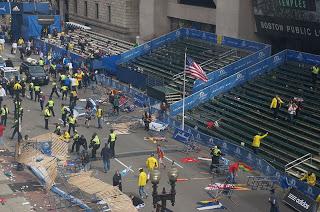 The Boston Marathon Bombing