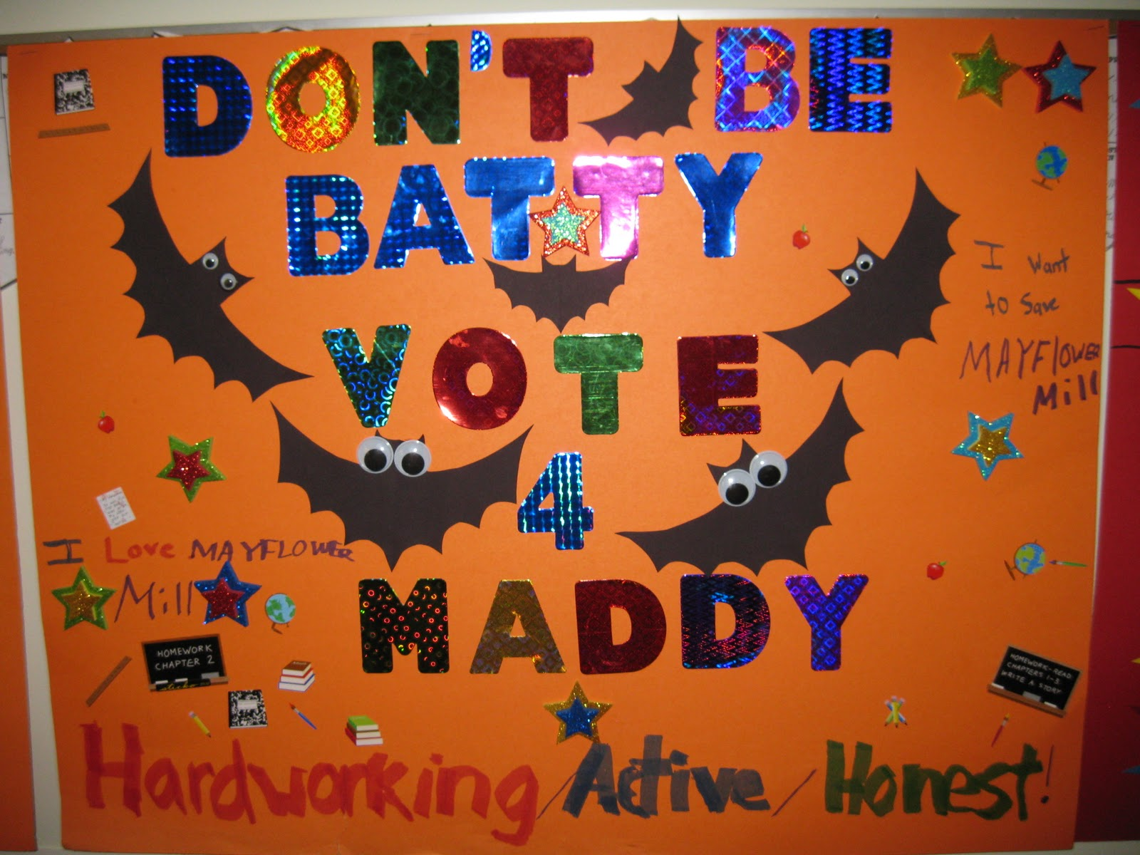 Student Council Campaign