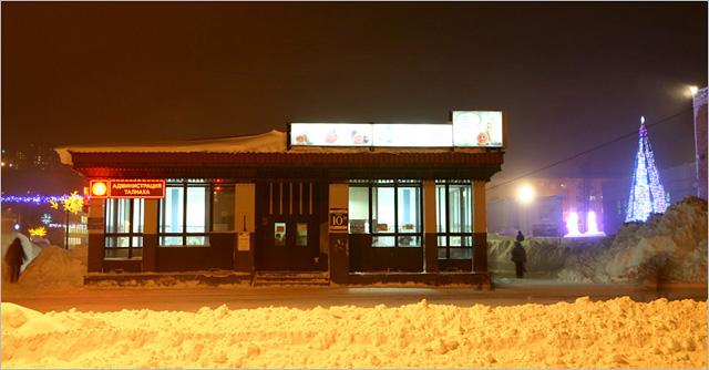 Красноярский край, Таймырский полуостров, город Норильск, район Талнах.