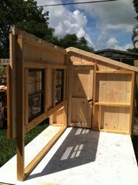 Building Chicken Coop