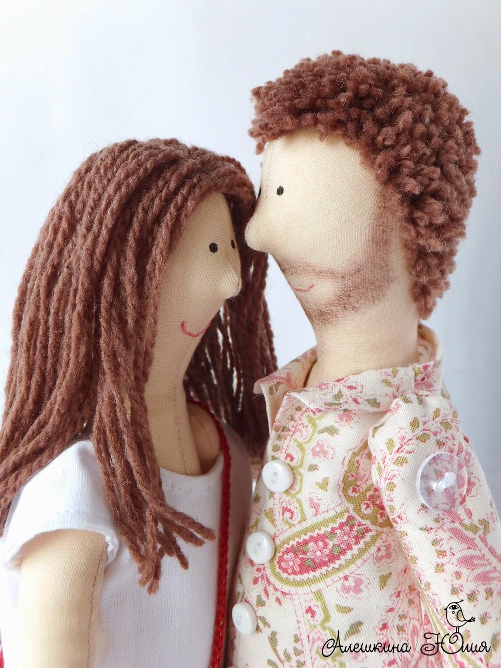 куклы ручной работы по фотографии