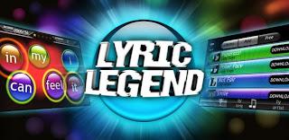 Lyric Legend Music apk android Game