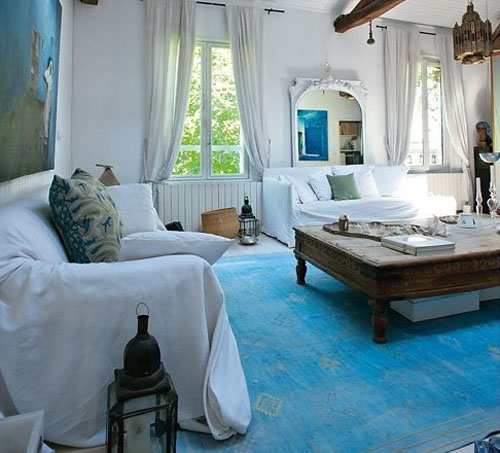 Moroccan Style Decorating Ideas