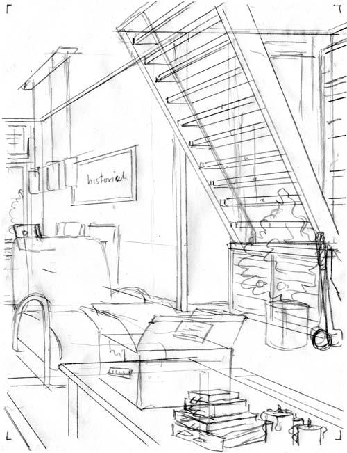 Max Miller Strips - Blog: 340. Interieur