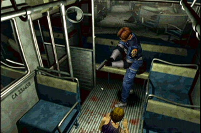 Resident Evil 2 PC Game full