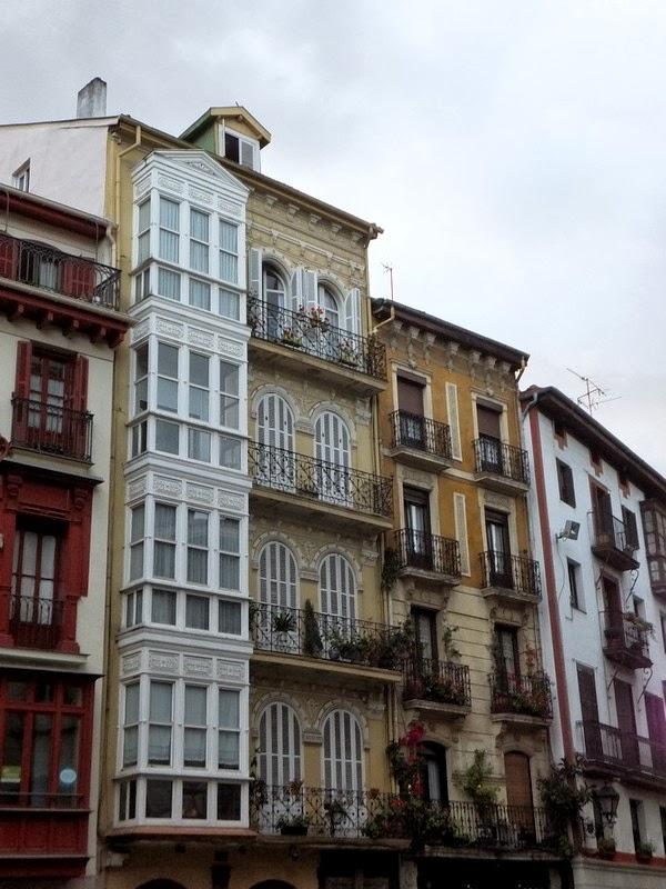 espagne bilbao vieille ville