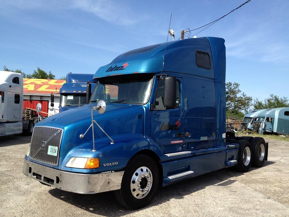 Remolques En Venta En Estados Unidos >> VENTA DE CAMIONES CAMIONBARATO.COM : Tractocamion Volvo VNL Modelo 2002 Con Motor Cummins ISX