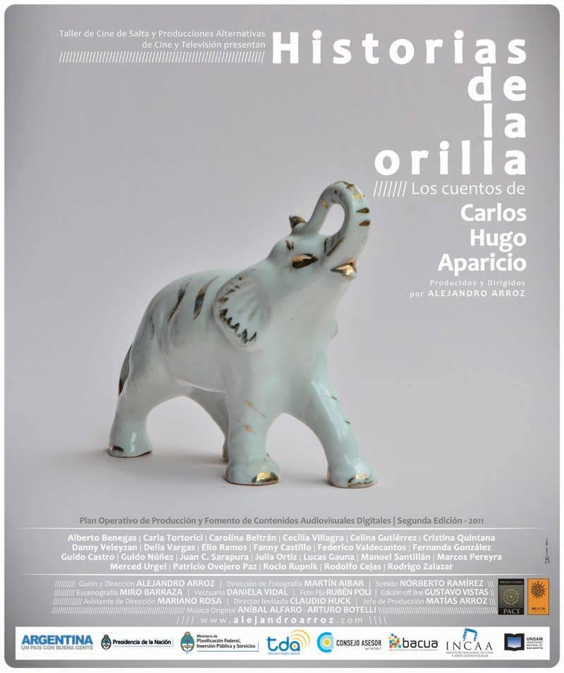 Serie HISTORIAS DE LA ORILLA
